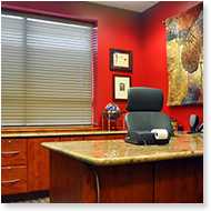 Office in R.F. Toft Construction, Inc.