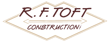 R.F. Toft Construction, Inc., Logo
